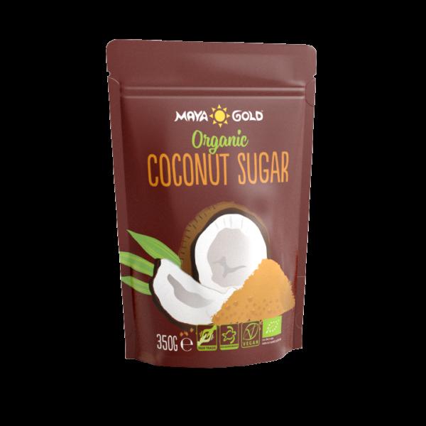 Organický kokosový cukor